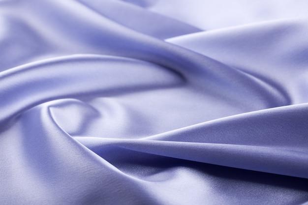 Fond de tissu de soie violet, horizontal