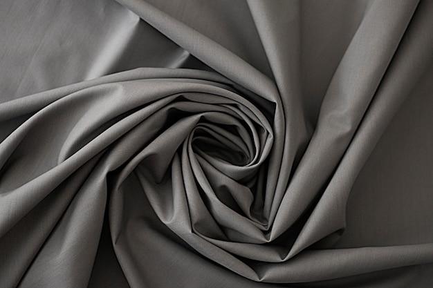 Fond de tissus gris