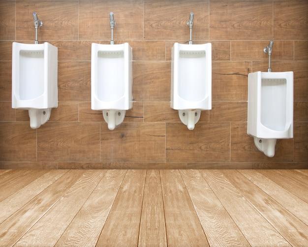 Fond de toilettes