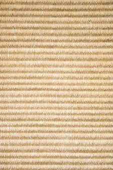 Fond de toit de chaume, fond de foin ou d'herbe sèche, texture de toit de chaume. texture de cabane.
