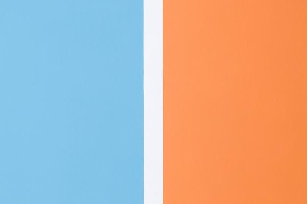 Fond de ton duo coloré