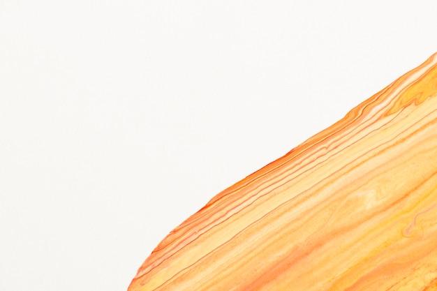 Fond de tourbillon de marbre blanc à la main esthétique fluide texture art expérimental