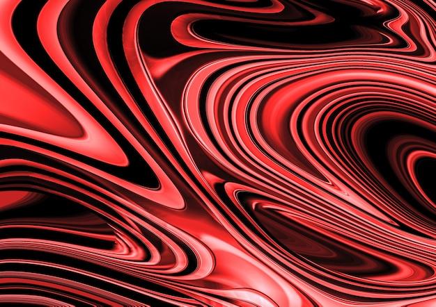 Fond de tourbillon métallique abstrait
