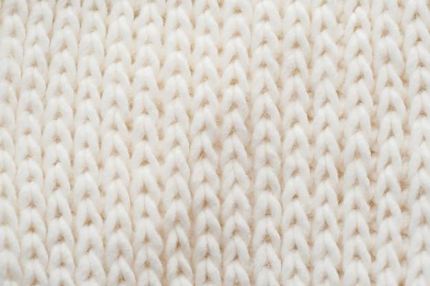 Fond de tricot léger tourbillonnant