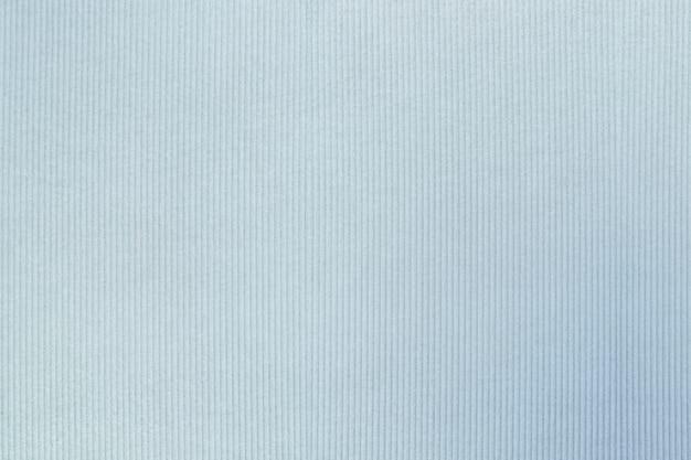 Fond en velours côtelé bleu