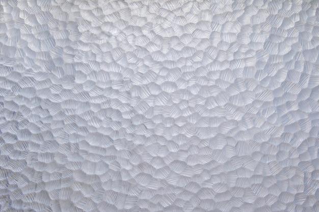 Fond de verre clair texturé
