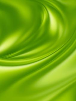 Fond vert abstrait pour votre conception d'art