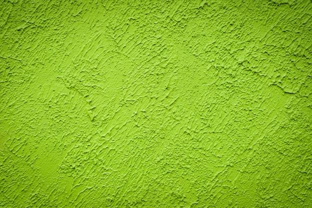 Fond vert mur vert abstrait texture fond beau ciment peint vert wal