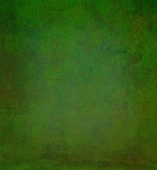 Fond vert avec texture de fond grunge vieux