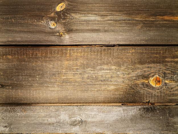 Fond de vieille promenade en bois naturel