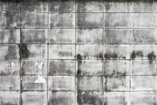 Fond de vieux mur de briques vintage.
