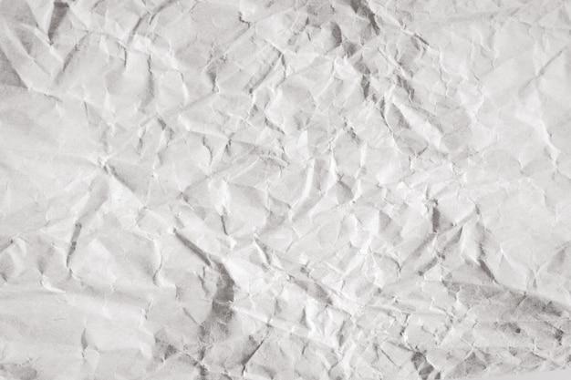 Fond de vieux paquet d'artisanat froissé emballant la texture du papier