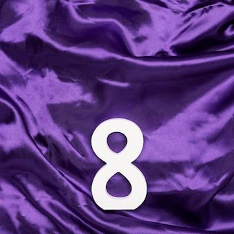 Fond violet 8 mars