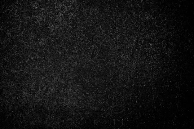 Fond de zéro simple grunge réaliste noir
