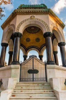 Fontaine de l'empereur allemand guillaume ii