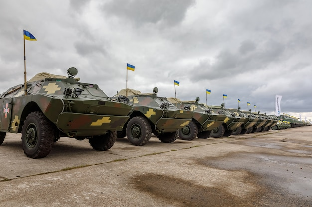 Forces armées d'ukraine