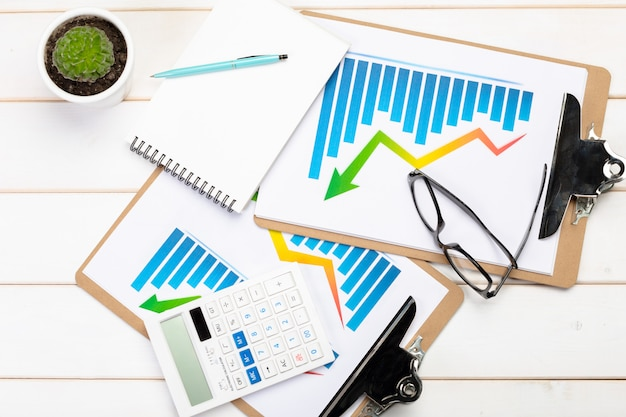 Formalités administratives, concept d'entreprise