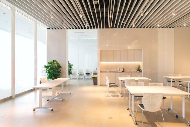 Formation des salles de classe dans les centres commerciaux