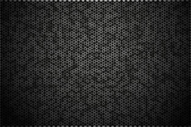La forme abstraite de la grille