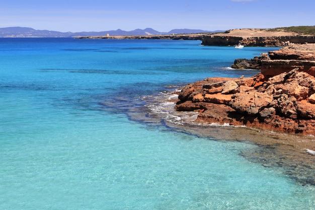 Formentera cala saona meilleures plages méditerranéennes