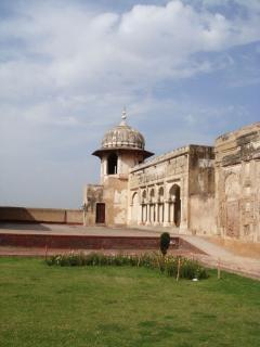 Fort de lahore shahi