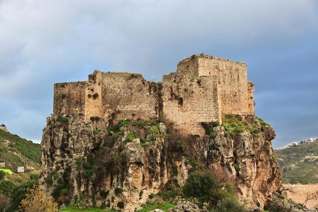 Fort mseilha à batroun, liban