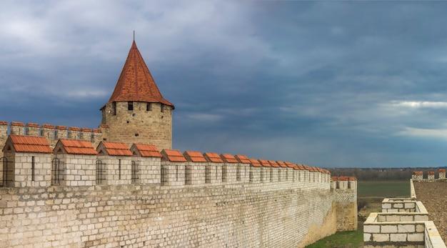 Forteresse de bender, transnistrie, moldavie