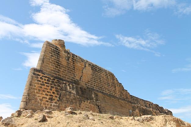 La forteresse royale de santiago de arroyo de araya