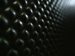 Fossettes métalliques