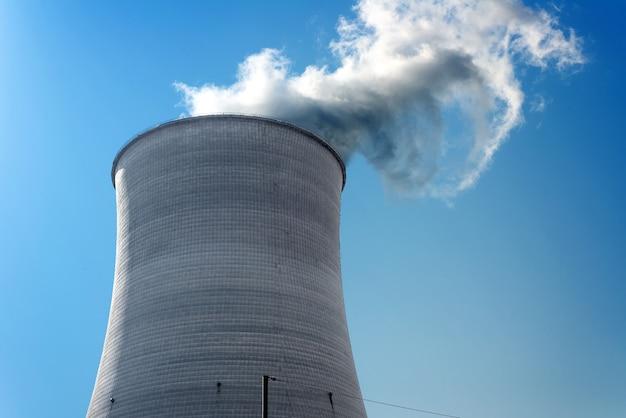 Four de refroidissement de centrale