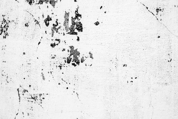 Fragment de mur avec rayures et fissures