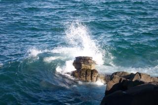 De freinage des vagues