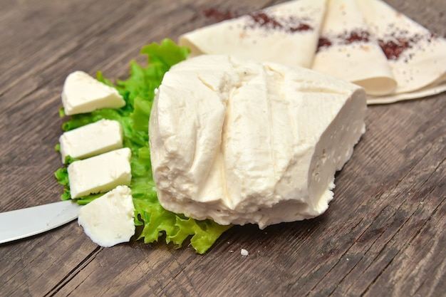Fromage blanc fermier