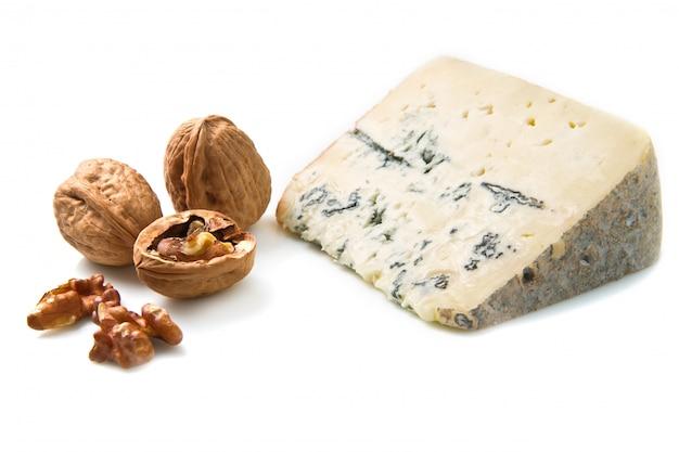 Fromage bleu aux noix