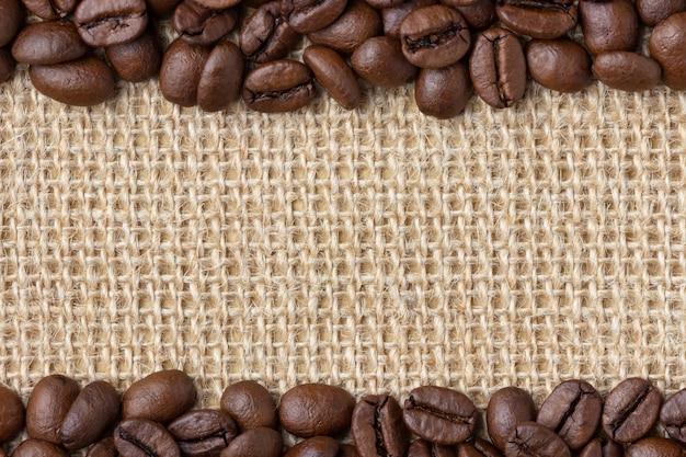 Frontière de café