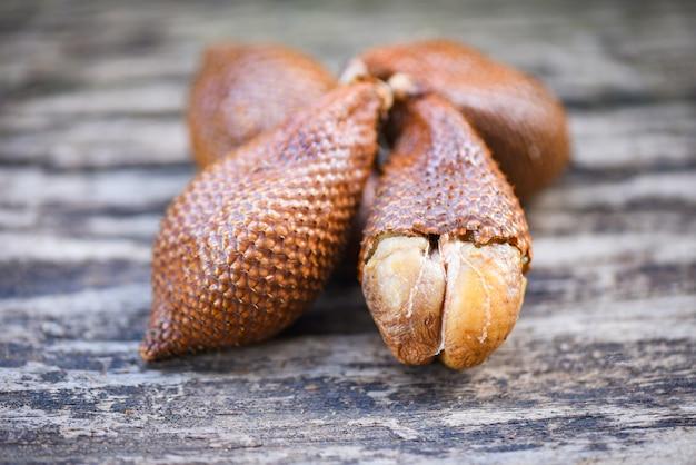Fruit du serpent