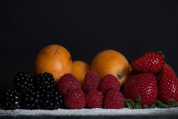 Fruit nature morte