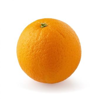 Fruit d'orange isolé