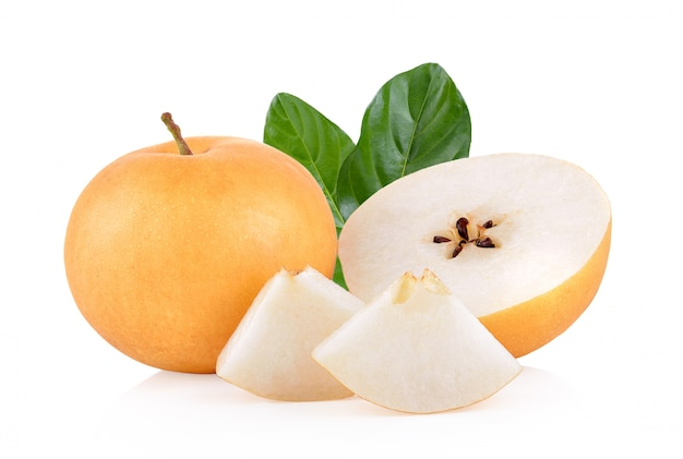 Fruit de poire