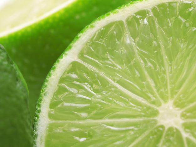 Fruits de citron vert
