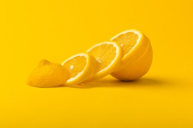 Fruits de citrons
