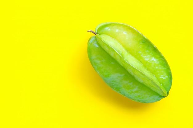 Fruits étoilés