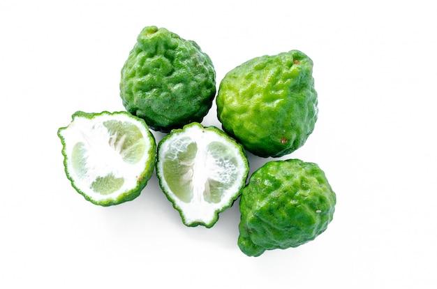 Fruits frais de bergamote