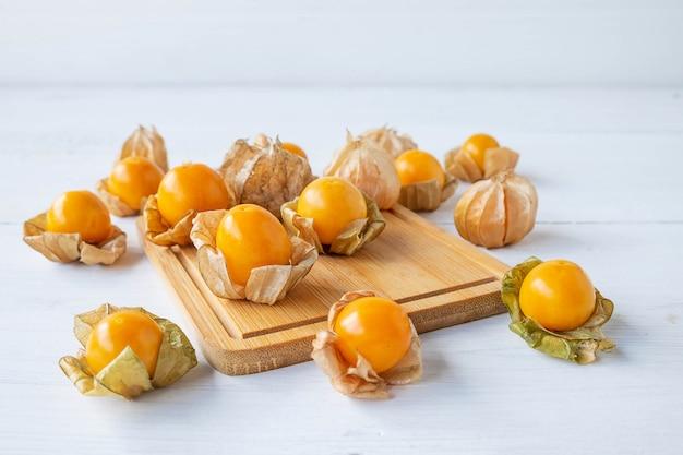 Fruits de groseille du cap pour la santé