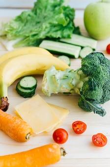 Fruits et légumes encore la vie