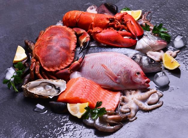 Les fruits de mer les plus frais du monde