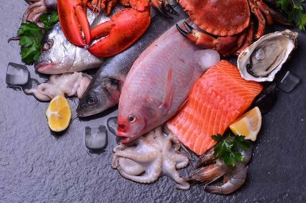 Les fruits de mer les plus frais pour tous les goûts