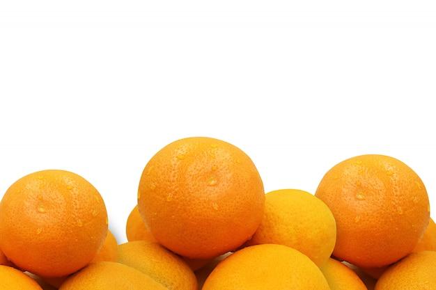 Fruits orange frais