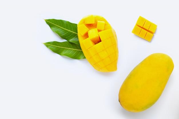 Fruits tropicaux, mangue
