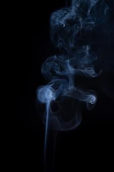 Fumée abstraite